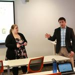 Suffolk University undergrads learn to launch startups on crowdfunding sites