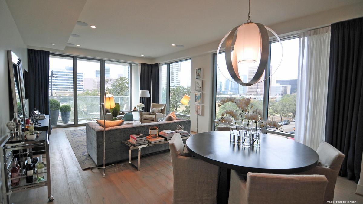 Pelican Builders opens model unit inside The Wilshire ... $700 Million