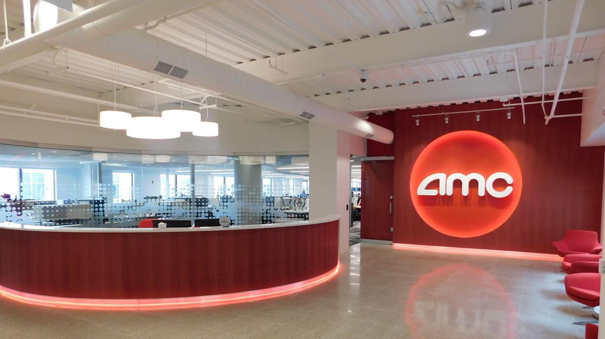 As a sequel to its acquisitions amc expands corporate hq for Office design kansas city