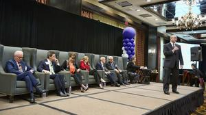 Local health care leaders tackle industry concerns