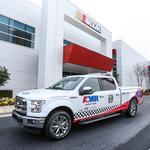 Briefcase: NASCAR bolsters emergency response system