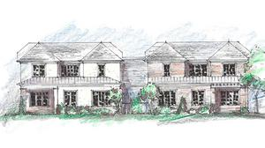 Foxcroft rezoning battle has second hearing before council