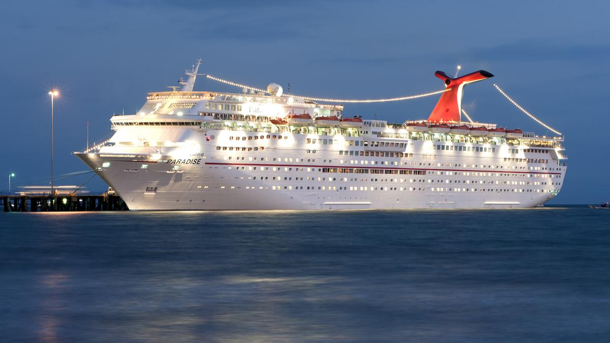 Carnival Paradise Cruise Ship Sports A New Look Photos Orlando Business Journal