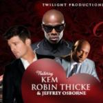 Singers Kem, <strong>Robin</strong> <strong>Thicke</strong>, Jeffrey Osborne gross $266K at Fox Theatre