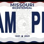 New Missouri license plate design revealed