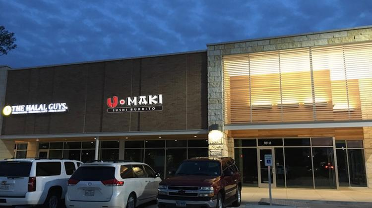 New sushi-burrito concept to open in Vintage Marketplace