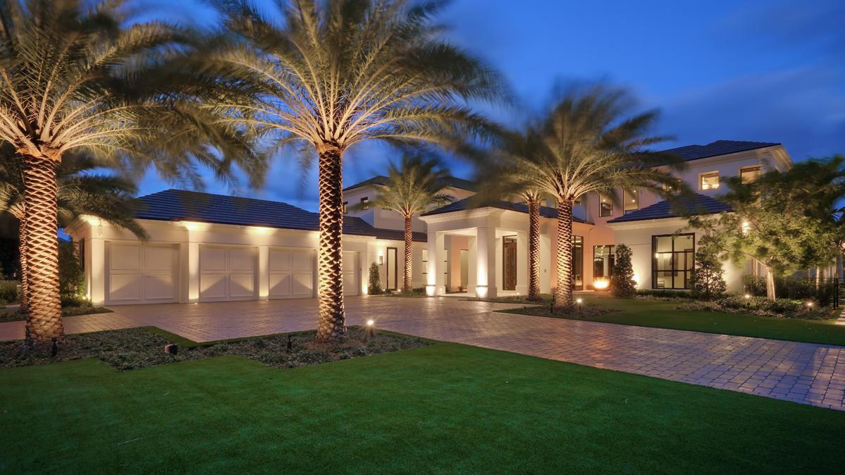 Bernard Palmer And Margaret Palmer Sell Boca Raton Home To
