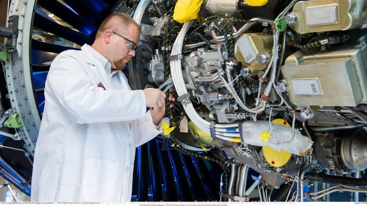 Pratt Whitneys 386m Expansion To Bring More Than 500 Jobs To