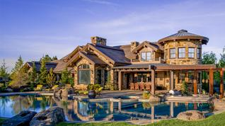 Extraordinary Custom Estate in Bend