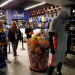 Slam dunk of a retail concept? A Warriors owner looks to score with this store