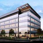 Luxury office park gets underway in growing North Texas office corridor