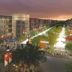 Dallas developer begins $67M expansion of UT-Dallas town center in <strong>Richardson</strong>