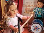 Nashville stars in a first for American Girl doll company