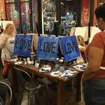 Foundry Row inks leases with paint bar, eyelash salon