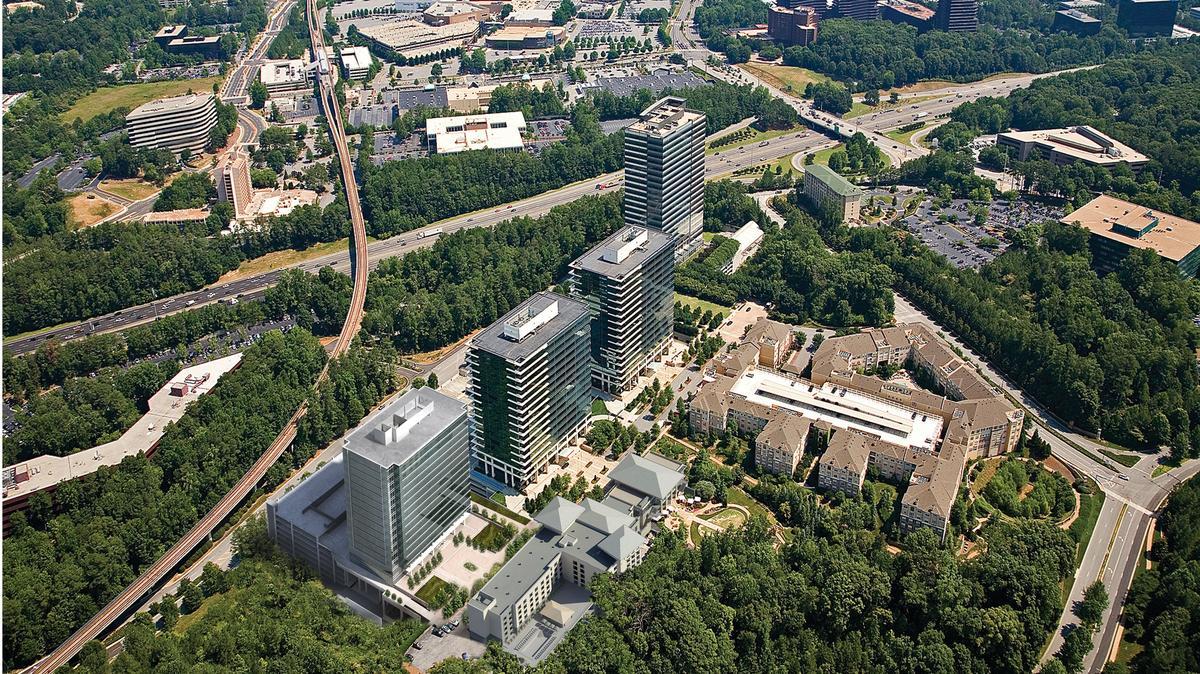 Riverwood Properties Llc Atlanta