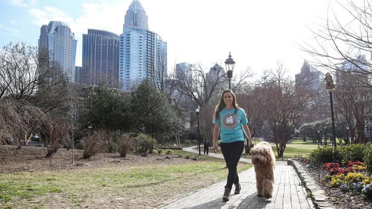 Charlotte Dog Walking Startup Reaches 900k In Equity Investment