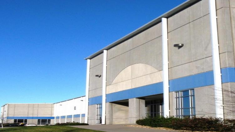 Capital Electric Construction will consolidate its office and warehouse operations in 50,296 square feet of flex space at 627 Adams St. (above) in Kansas City, Kan.'s Armourdale district.