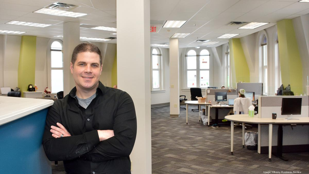 software company office. Gavant Software Expanding To New Office In Downtown Troy, NY - Albany Business Review Company
