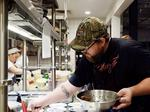 Where will Upton 43 chef Erick Harcey go next? Maybe north