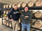 Old Line Spirits' Highlandtown tasting room opens Saturday. Have a look. (Video)