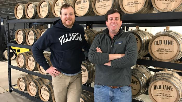 Old Line Spirits' Highlandtown tasting room opens Saturday. Have a look.