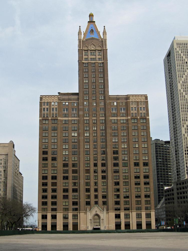 Former Playboy HQ building in Chicago sells for $110M