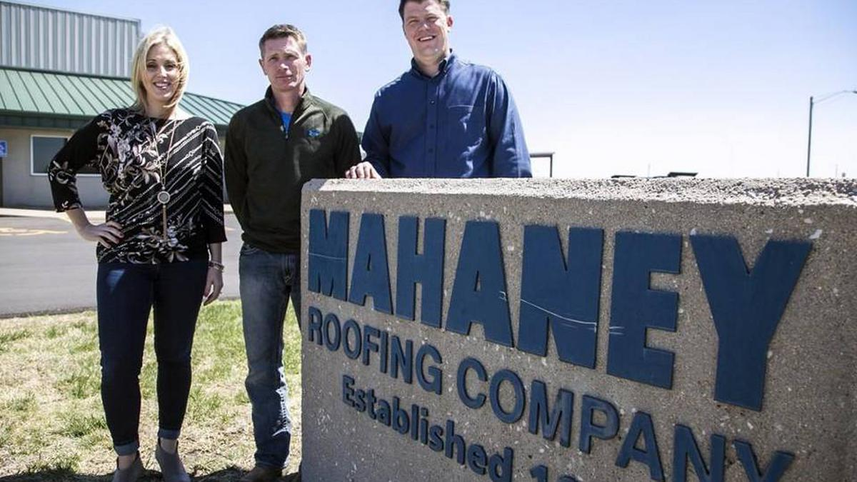 2017 Leaders In Diversity Mahaney Roofing Co Wichita
