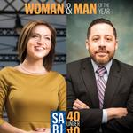 SABJ presents the 2017 40 Under 40 Woman and Man of the Year