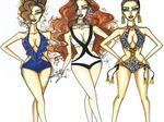 Yandy brings Arizona flair to New York Fashion Week