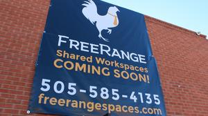 A new co-working space enters the competition for tenants (Slideshow)