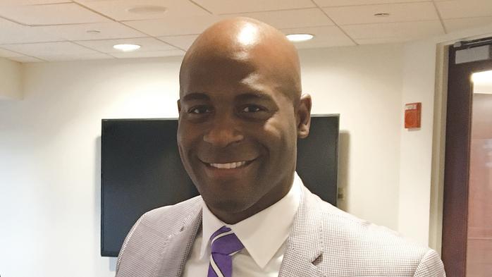 Former Ravens fullback returns to Maryland through Wells Fargo