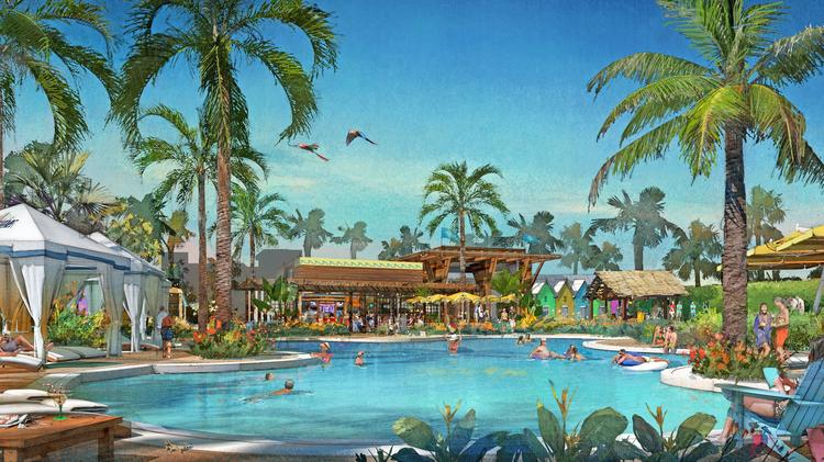 Minto Communities Signs Margaritaville As Partner In New
