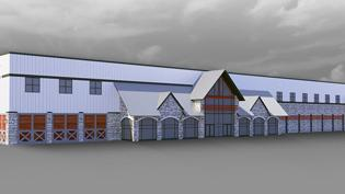 South Wichita manufacturing park taking shape