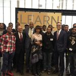 Port Covington's first manufacturing bootcamp class finds jobs