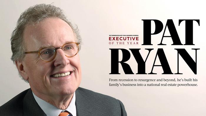 Executive of the Year: Pat Ryan