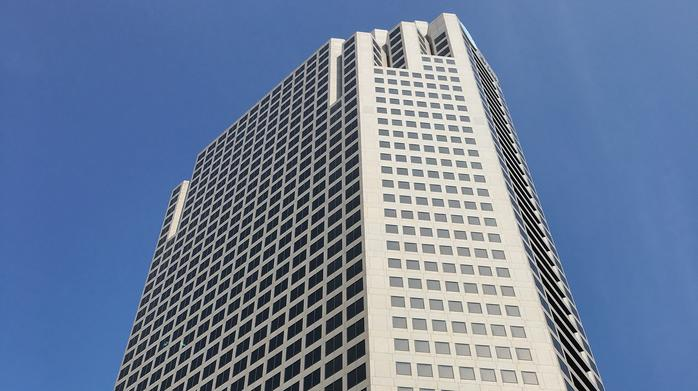 Former AT&T office tower gets another drastic valuation cut