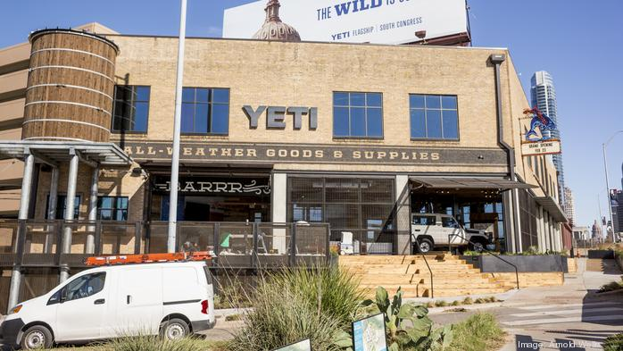 Yeti Coolers unveils first store: A brand temple on border of new, old Austin