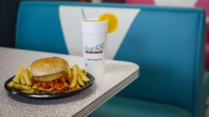 Traumatic life events led this CFO to open a '50s-style diner (PHOTOS)