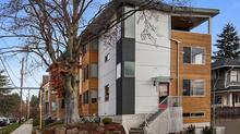 Stunning Modern Townhouse in Fremont