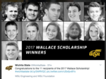 WSU awards 11 engineering scholarships