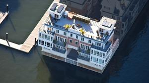 Merritt mansion on the Inner Harbor sells to celebrity buyer for $6.25M (Video)