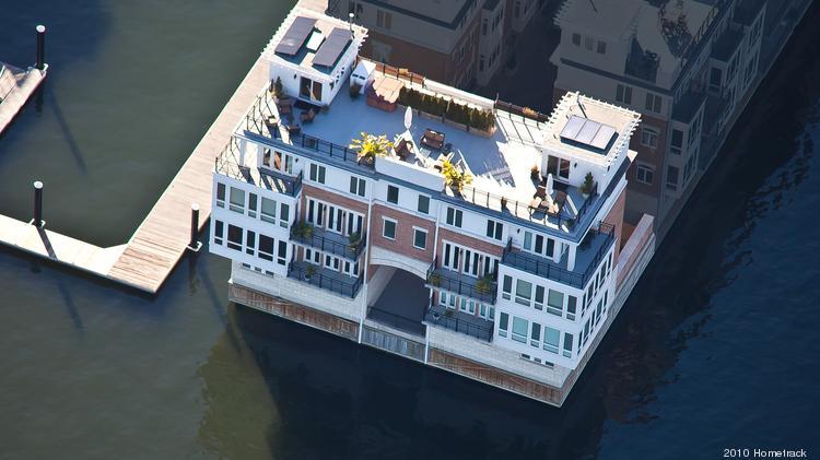 Merritt mansion on the Inner Harbor sells to celebrity buyer