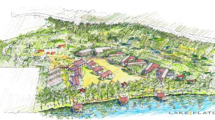 HEB leader's education foundation to build 44-acre HQ on Lake Austin