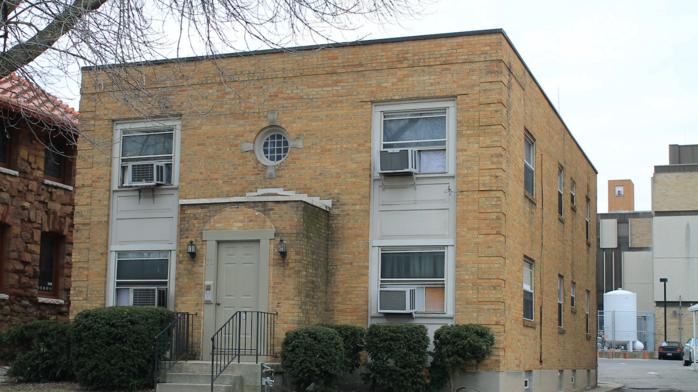 Dayton hospital buys neighboring apartment building