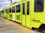 RTD's R Line light-rail train through Aurora opens today with free rides, celebrations