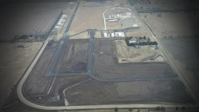 Cook Airfield starts second addition to residential project