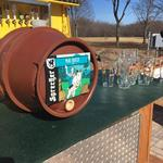 Milwaukee County opens pop-up beer garden, golf courses for warm weather weekend