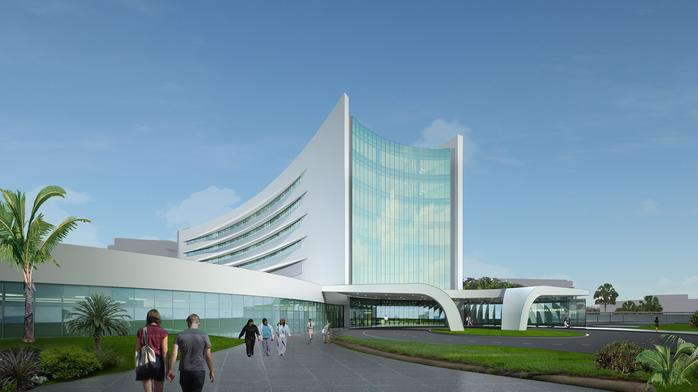 CannonDesign embarks on $275 million expansion of Miami Beach hospital