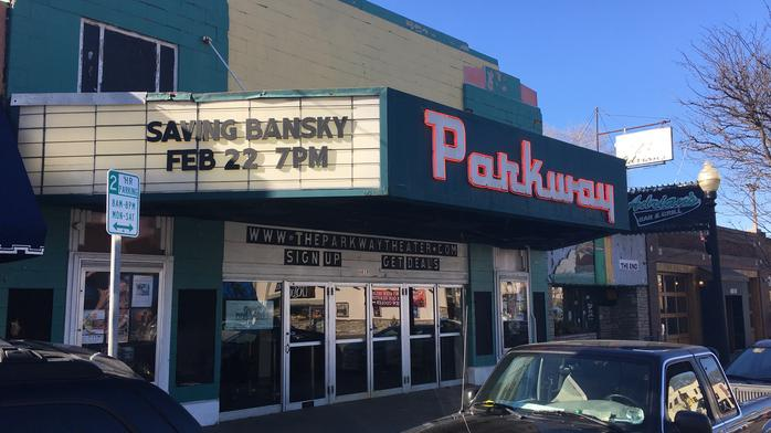 Parkway Theater in South Minneapolis is for sale