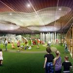 Washington power couple's next chapter: A kids' play space with fun for adults too
